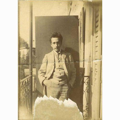 Άλμπερτ Αϊνστάιν ,Μιλέβα Μάριτς , Ερωτικές επιστολές